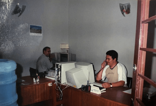 DJP 20 anos