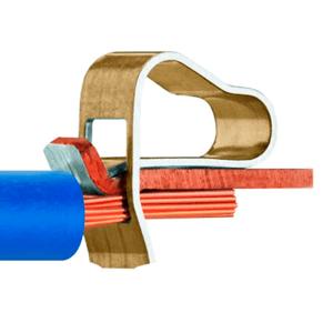 Tecnologia de conexão a Mola CAGE CLAMP - Wago