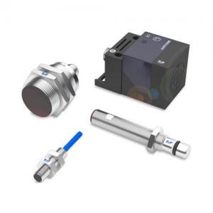 Sensor indutivo para áreas explosivas