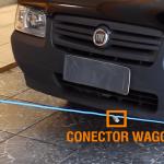Conectores a mola Wago