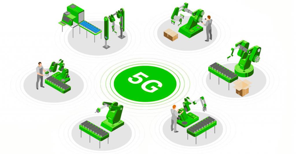 5G e Indústria 4.0