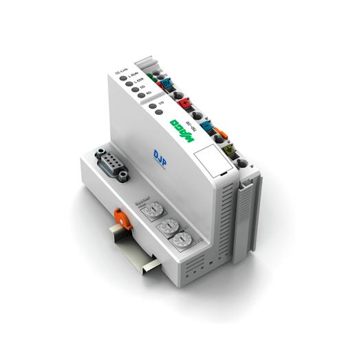 Acoplador de barramento de campo CC Link