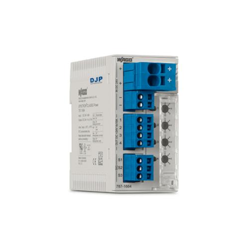 Disjuntor Eletrônico com 4 canais