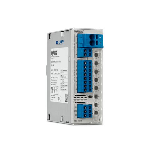 Disjuntor Eletrônico com 8 canais