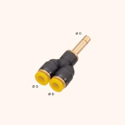 Conector Y União Tubo - FEY - EASYLOK