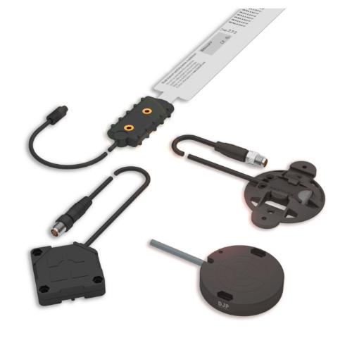 Sensor para detecção de nível (com e sem contato)