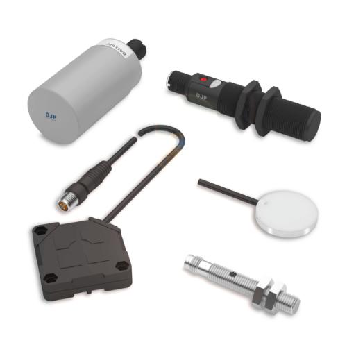 Sensor para detecção de objetos