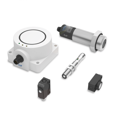 Sensores ultrassônicos com saída digital